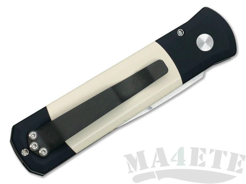 картинка Складной автоматический нож Pro-Tech Godson 751 от магазина ma4ete
