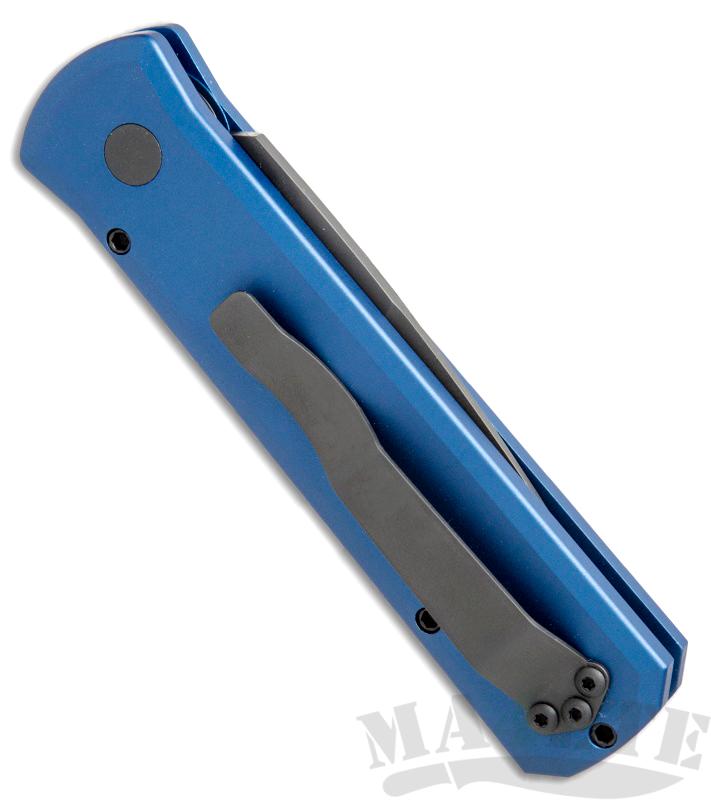 картинка Складной автоматический нож Pro-Tech Godson 721-Blue от магазина ma4ete