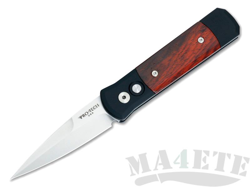 картинка Складной автоматический нож Pro-Tech Godson 706C от магазина ma4ete