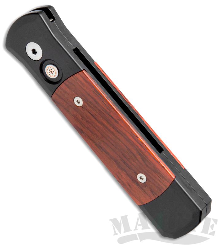 картинка Складной автоматический нож Pro-Tech Godson Limited Custom 706DM от магазина ma4ete