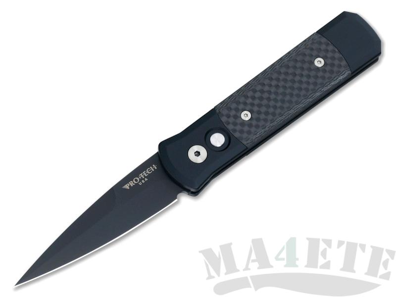 картинка Складной автоматический нож Pro-Tech Godson 705 от магазина ma4ete
