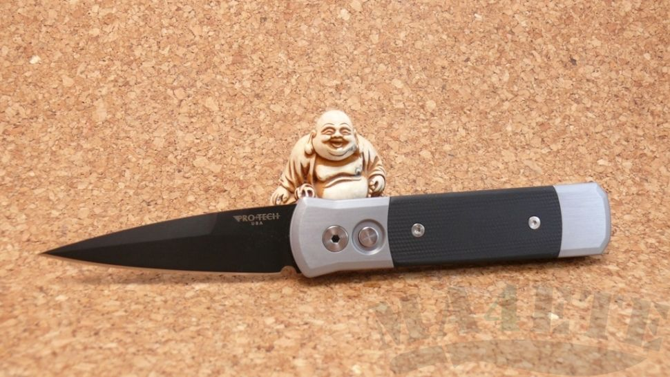 картинка Складной автоматический нож Pro-Tech Godson 702 от магазина ma4ete