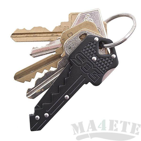 картинка Складной нож-брелок SOG Key Knife Black KEY101 от магазина ma4ete