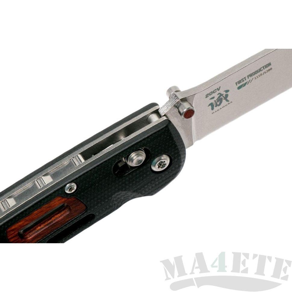 картинка Складной нож Benchmade Saibu 486 от магазина ma4ete