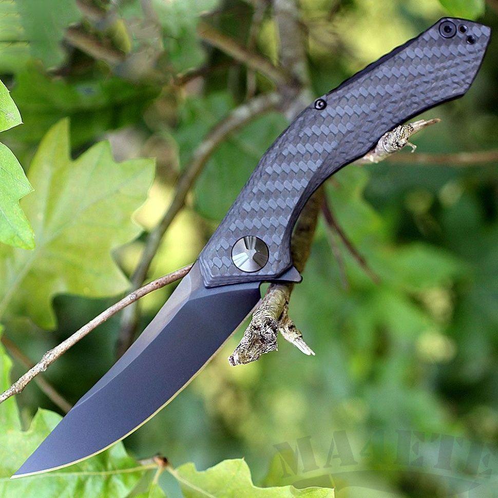 картинка Складной нож Zero Tolerance 0462BLK от магазина ma4ete