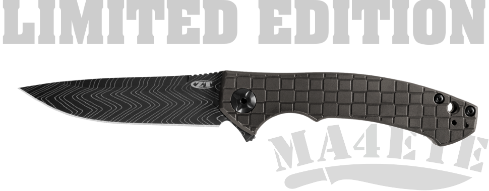 картинка Складной нож Zero Tolerance 0450FCDAM от магазина ma4ete
