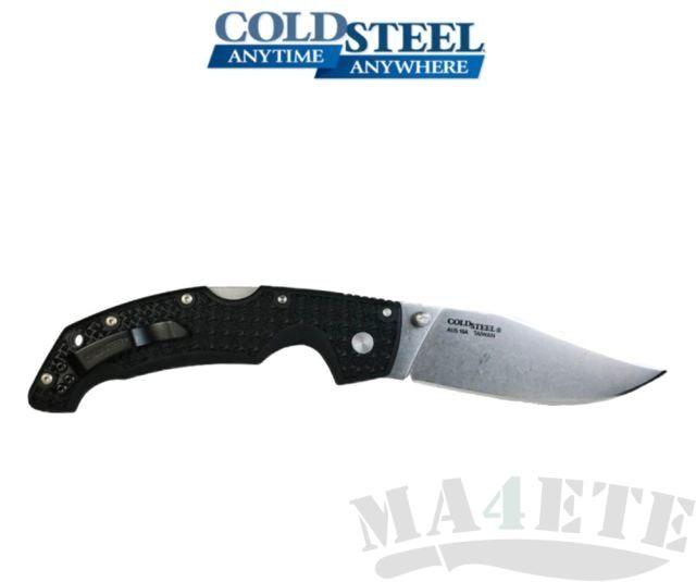 картинка Складной нож Cold Steel Voyager Large Clip Aus 10A 29AC от магазина ma4ete