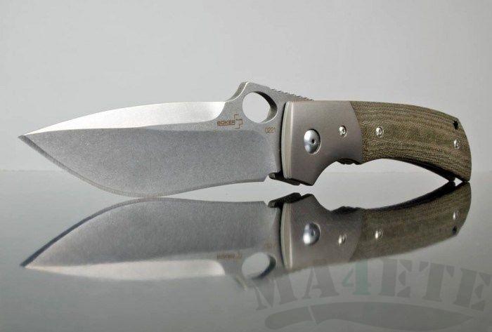 картинка Складной нож Boker Plus Squail 01BO310 от магазина ma4ete