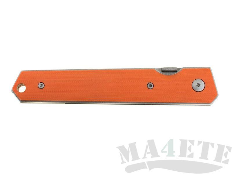 картинка Складной нож Boker Plus Kwaiken Folder Orange 01BO292 от магазина ma4ete