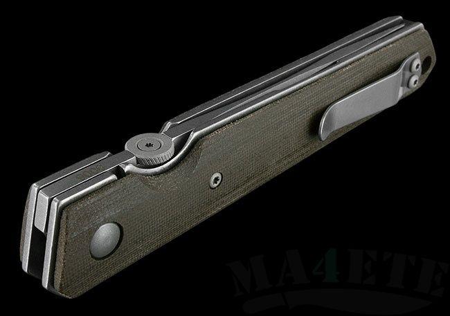 картинка Складной нож Boker Plus Kwaiken Folder 01BO291 от магазина ma4ete