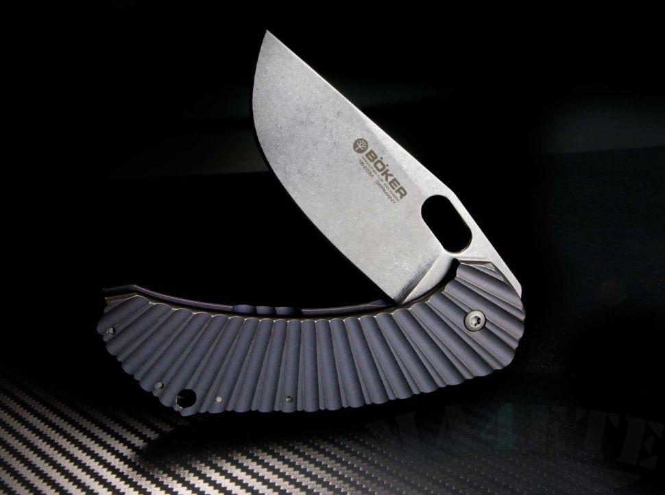 картинка Складной нож Boker Aurora 112629 от магазина ma4ete