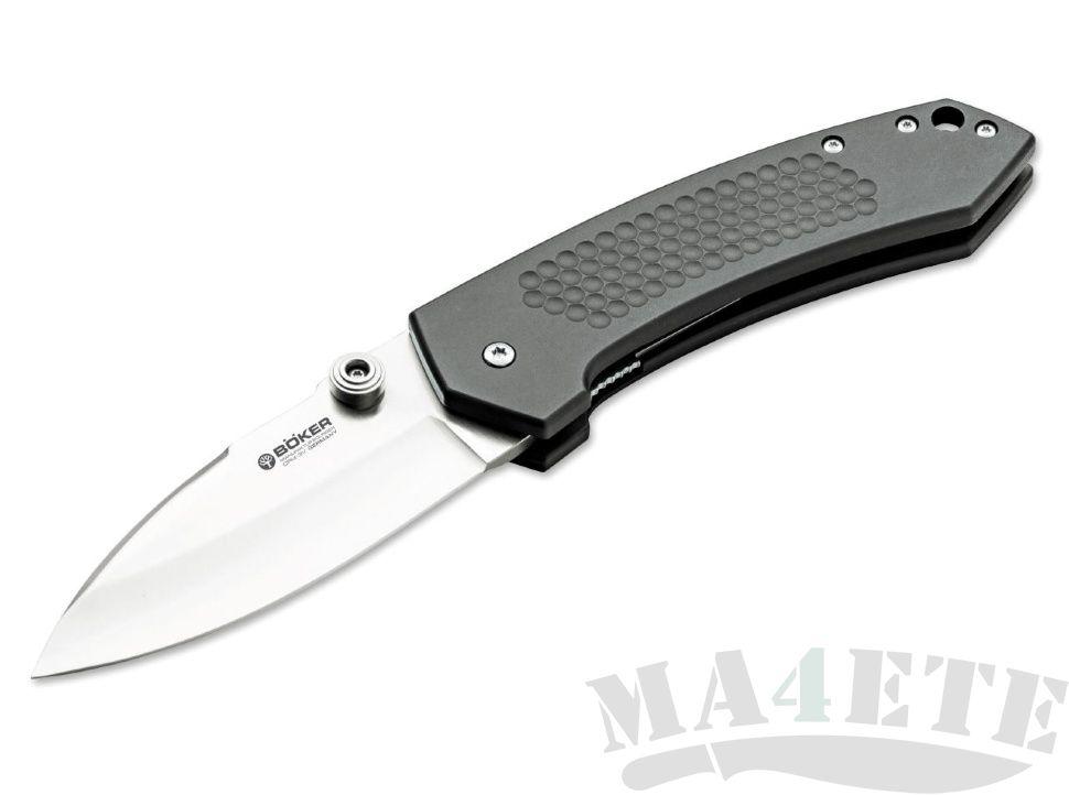картинка Складной нож Boker Solo CPM-3V 111633 от магазина ma4ete