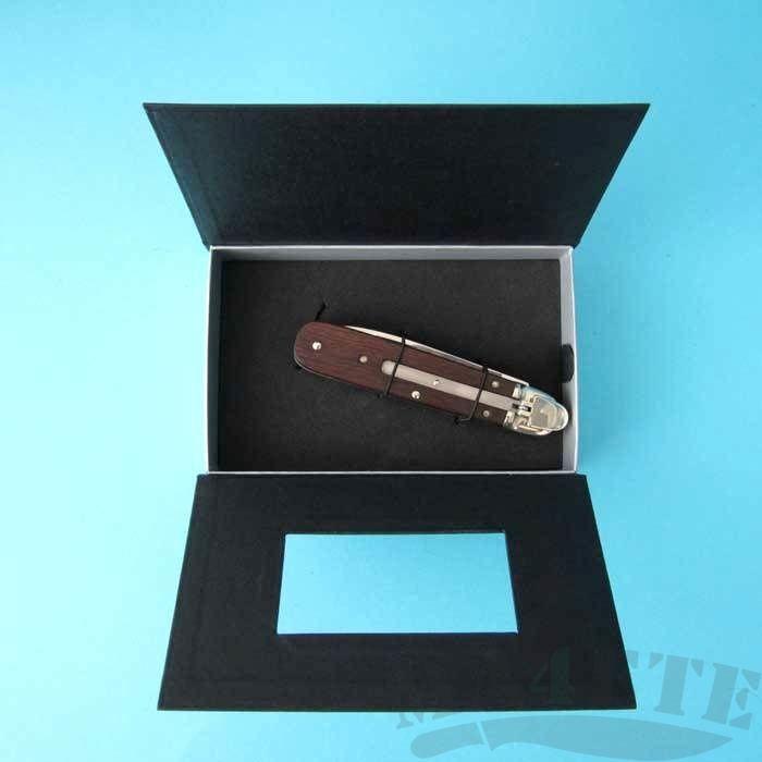картинка Складной автоматический нож Boker Automatic Classic Palisander 110713 от магазина ma4ete