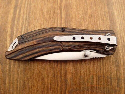 картинка Складной нож Boker Dark Earth 01SC656 от магазина ma4ete