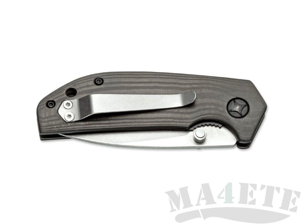 картинка Складной нож Boker Smoother 01LG437 от магазина ma4ete