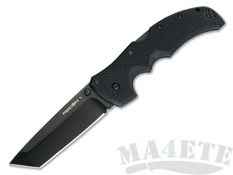 картинка Складной нож Cold Steel Recon 1 Tanto 27BT от магазина ma4ete