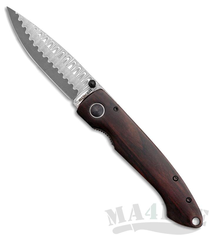 картинка Складной нож Boker Plus Damascus Gent I 01BO101DAM от магазина ma4ete