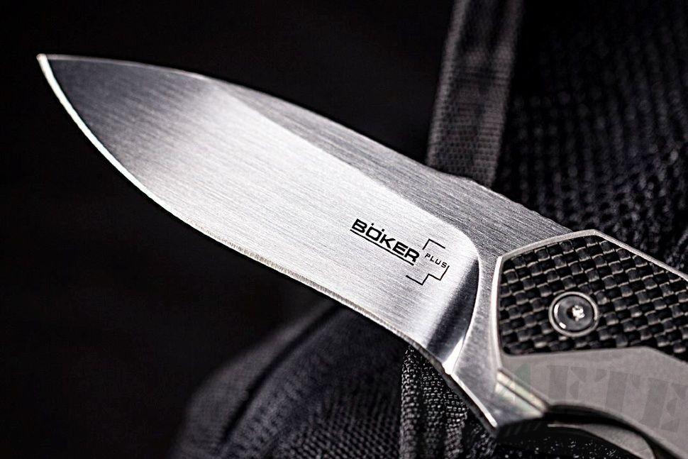 картинка Складной нож Boker Plus Federal 01BO140 от магазина ma4ete