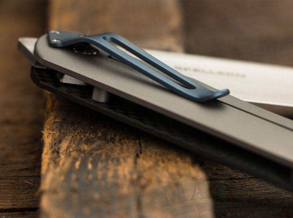 картинка Складной нож Boker Plus Exskelibur I Carbon 01BO135 от магазина ma4ete