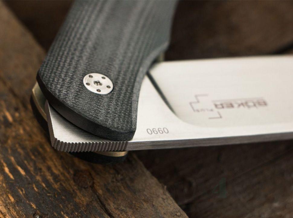 картинка Складной нож Boker Plus Exskelibur I VG-10 01BO032 от магазина ma4ete