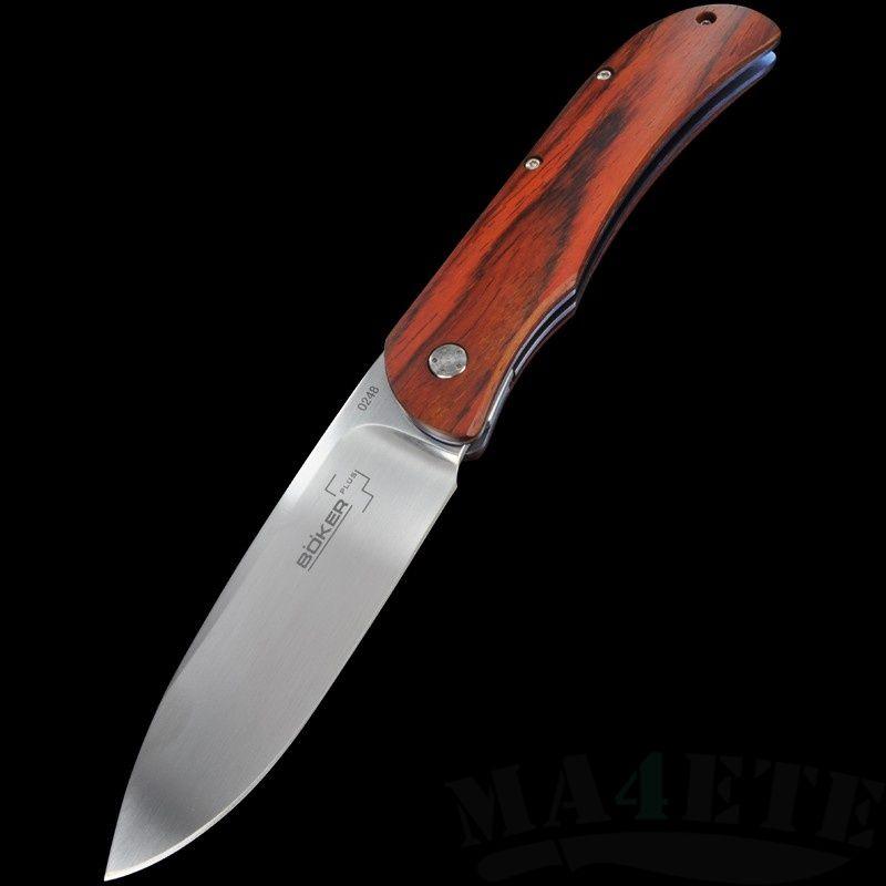 картинка Складной нож Boker Plus Exskelibur I Cocobolo 01BO022 от магазина ma4ete