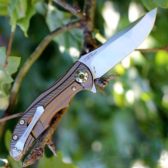 картинка Складной нож Zero Tolerance 0609 от магазина ma4ete