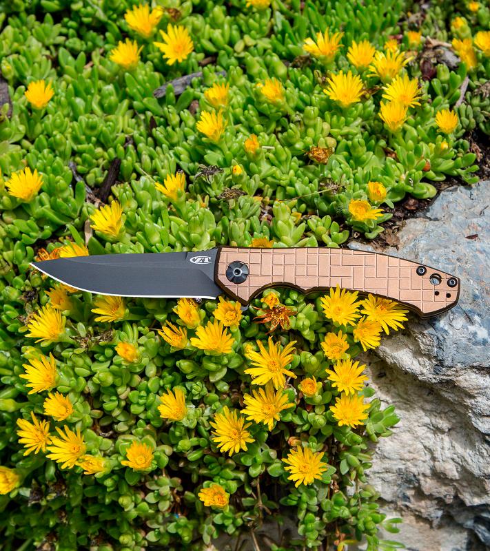 картинка Складной нож Zero Tolerance K0450FCZDP от магазина ma4ete