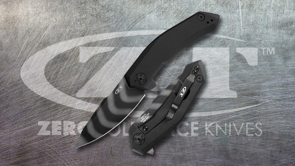 картинка Складной нож Zero Tolerance 0095TS от магазина ma4ete