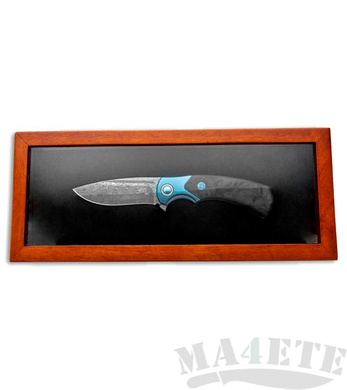 картинка Складной нож Fox 40th Anniversary (1977-2017) F2017D от магазина ma4ete