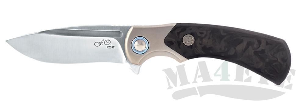 картинка Складной нож Fox 40th Anniversary (1977-2017) F2017 от магазина ma4ete