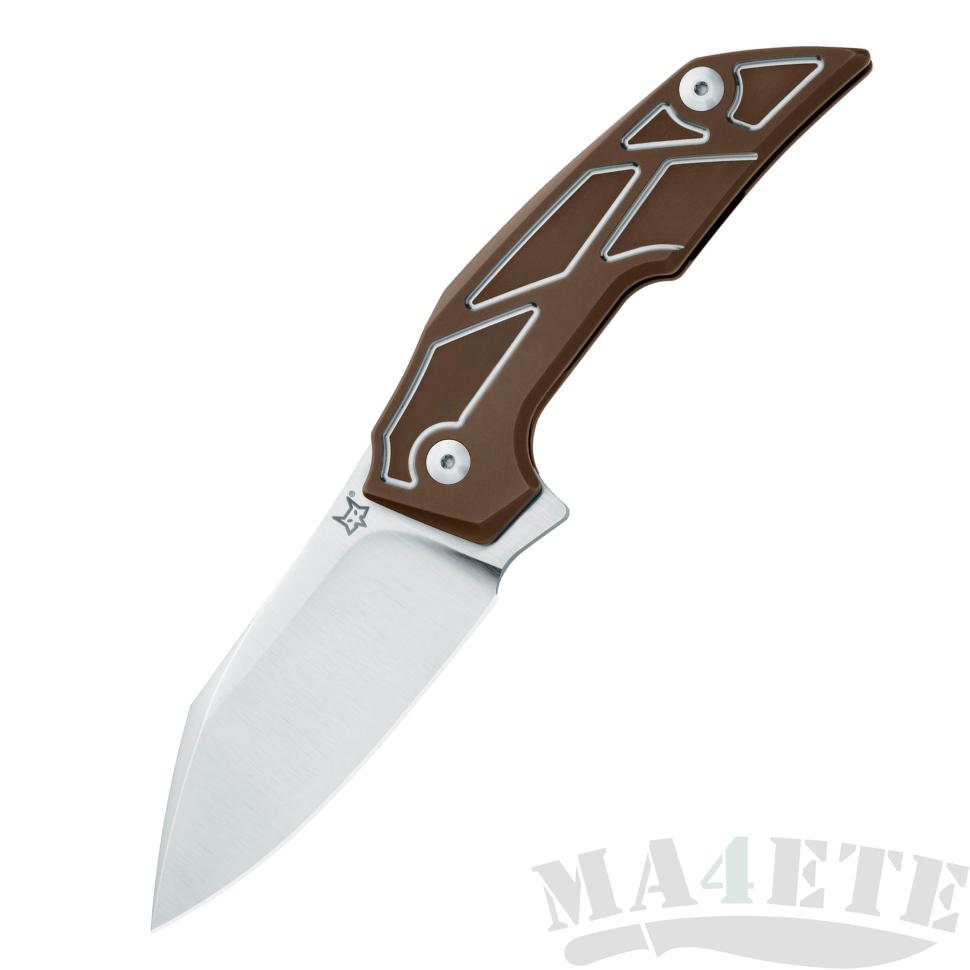 картинка Складной нож Fox Phoenix Design by Bharucha 531TIBR от магазина ma4ete