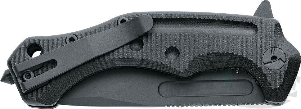картинка Складной нож Fox Desert Fox Black G-10 520 от магазина ma4ete