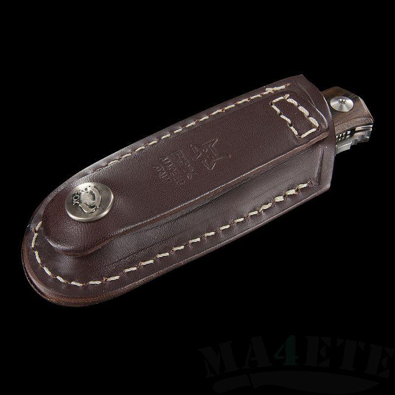 картинка Складной нож Fox Terzuola Ziricote Wood 515W от магазина ma4ete
