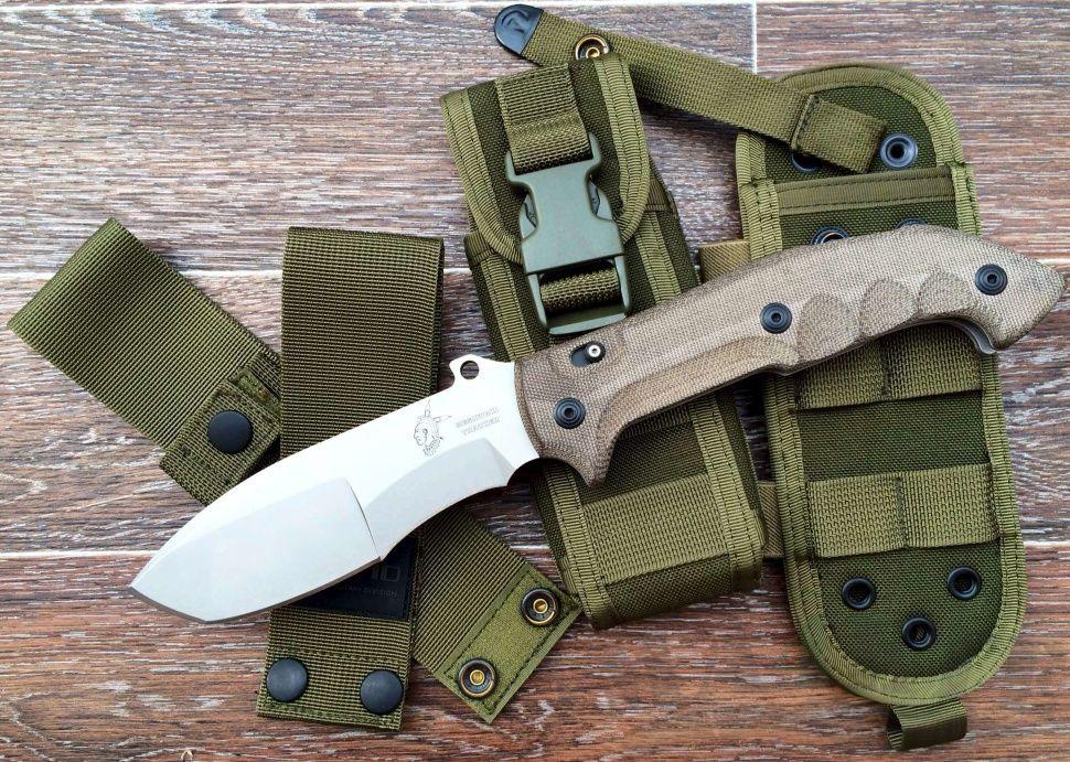 "картинка Складной нож Fox Tracker ""Meskwaki"" FFX-500 от магазина ma4ete"