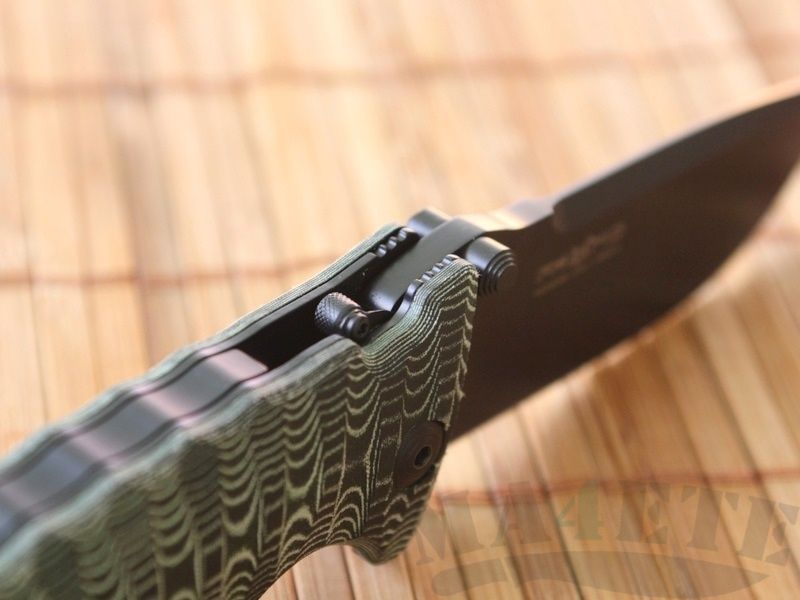 картинка Складной нож Fox Pro-Hunter Micarta 130MGT от магазина ma4ete