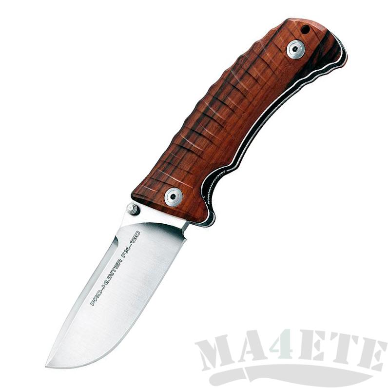 картинка Складной нож Fox Pro-Hunter Palissander Santos Wood 130DW от магазина ma4ete