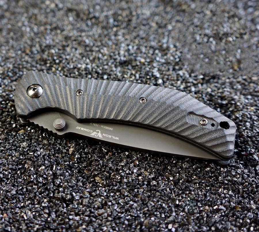 картинка Складной нож Fox Extreme Elite Design by Wilson Combat 121 от магазина ma4ete