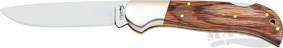 картинка Складной нож Fox Forest Pakkawood F500 от магазина ma4ete