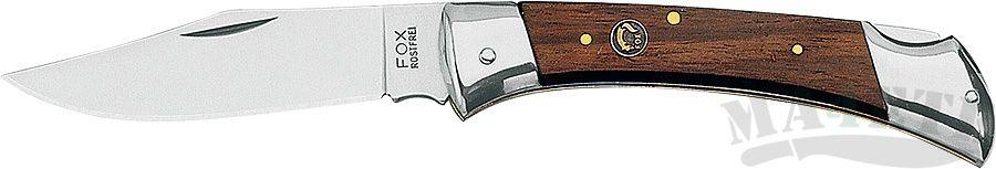 картинка Складной нож Fox Hunting Palissander Wood 316 от магазина ma4ete