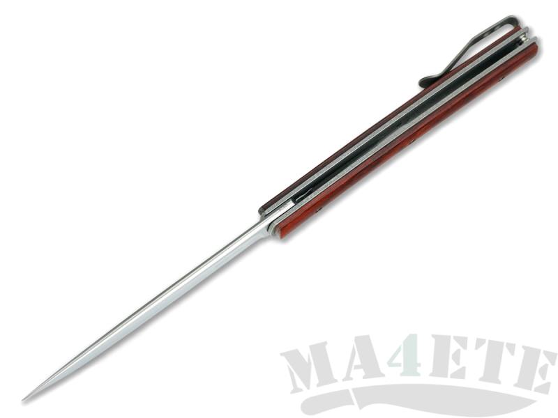 картинка Складной нож Boker Urban Trapper Gentleman Cocobolo Wood 01BO722 от магазина ma4ete