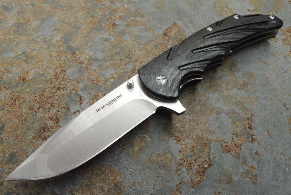 картинка Складной нож Boker Impressive 01SC500 от магазина ma4ete