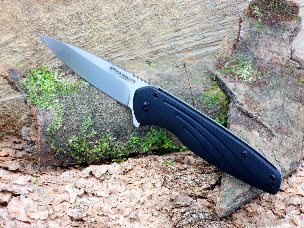 картинка Складной нож Boker Ellipse 01SC488 от магазина ma4ete