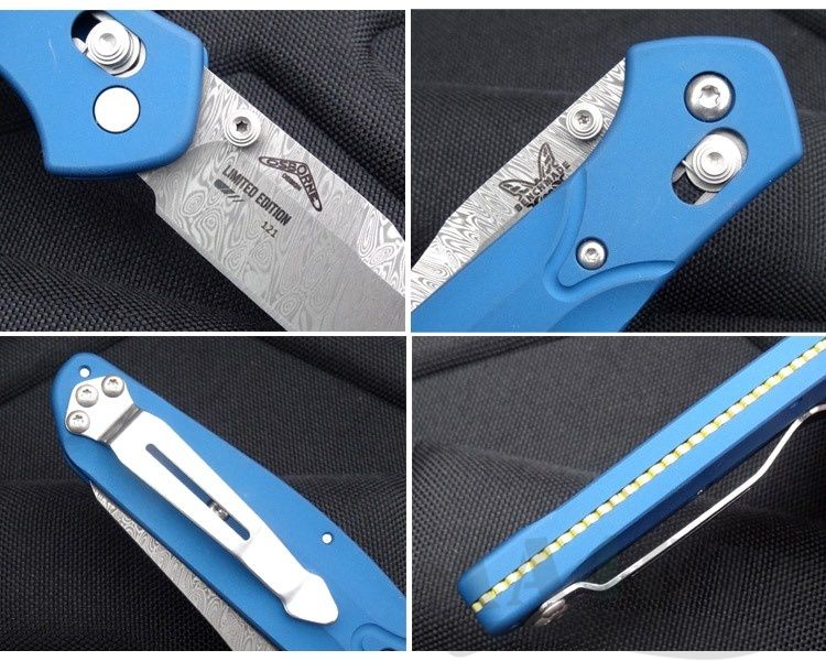 картинка Складной нож Benchmade Osborne Damasteel 940-1801 от магазина ma4ete