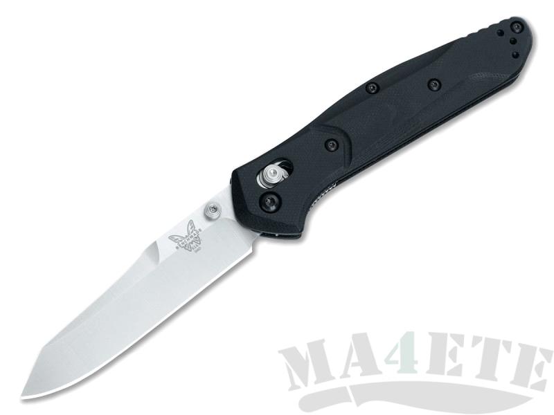 картинка Складной нож Benchmade Osborne G-10 940-2 от магазина ma4ete