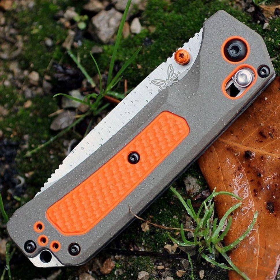 картинка Складной нож Benchmade Grizzly Ridge 15061 от магазина ma4ete