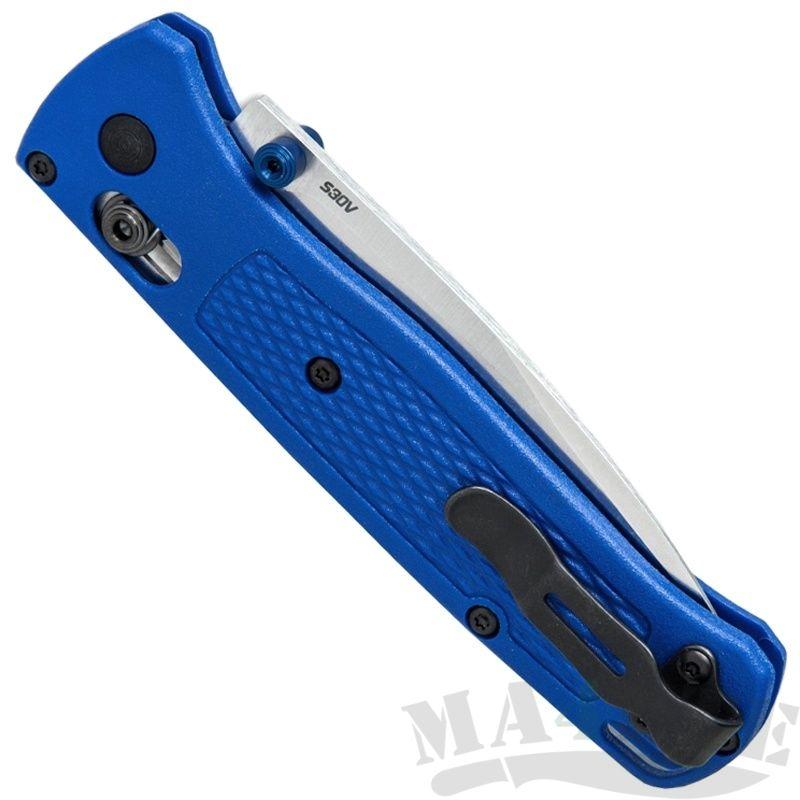картинка Складной нож Benchmade Bugout Blue 535 от магазина ma4ete