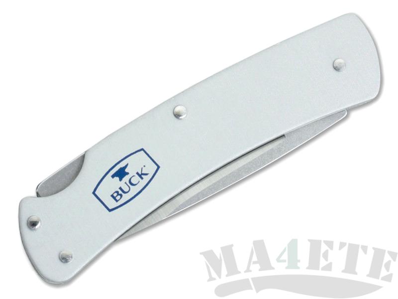 картинка Складной нож Buck Alumni Gray 0524GYS от магазина ma4ete