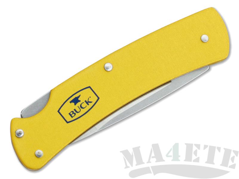 картинка Складной нож Buck Alumni Gold 0524GDS от магазина ma4ete