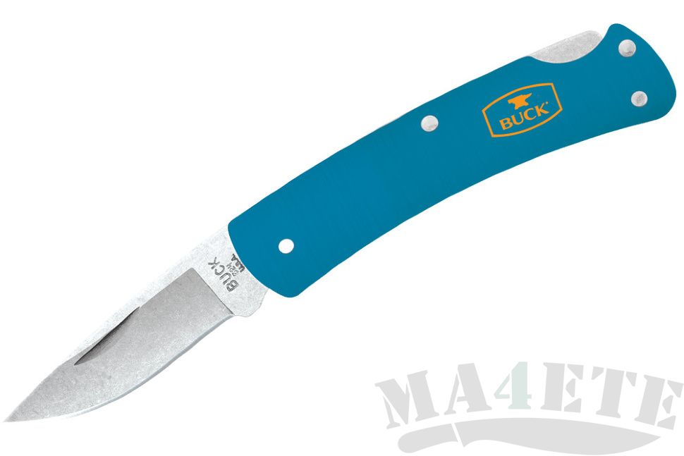 картинка Складной нож Buck Alumni Blue 0524BLS от магазина ma4ete