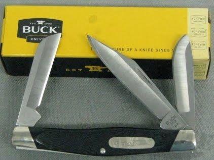 картинка Складной нож Buck Stockman® 0301BKS от магазина ma4ete